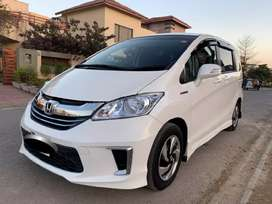 Get Honda Freed 2015 on easy installment markup 8% only from MGi.pvt