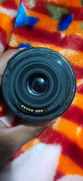 Canon lense 18 55