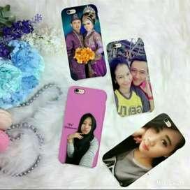 Bisa COD=> Case Custom Foto Semua merk Handphone