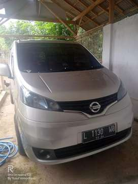 Nissan Evalia  tipe XV automatic