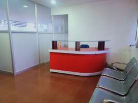 1200 sqft fully Furnished office space for rent in kowdiyar