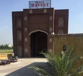 Virasat Haveli restaurant foe rent