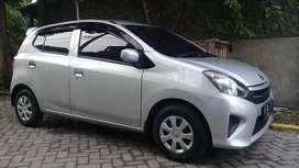 Toyota Agya E 2015 Manual Plat W Km Rendah