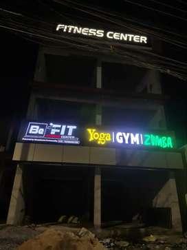 Job alert !! Need accountant at gym