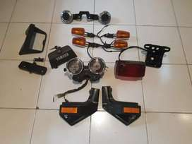 Spidometer rx king spedometer rx king parts