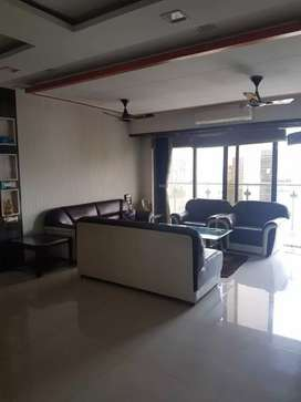 Higher floor Full furnished 3 Bhk Rent Chembur East real picture s