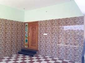 THANGAVELU NEAR NEHRU NAGAR 2 BEDROOM NEW HOUSE FOR SALE