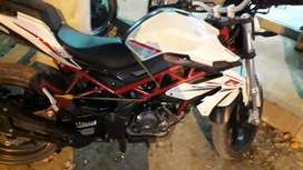 I'm sel my benelli TNT 150i first owner bike