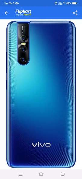 Vivo v15 pro (6/128) ,,blue colour