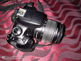DSLR CANON CAMERA 1300D