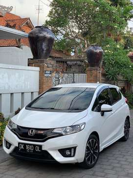 All New Jazz RS 2017 matic AsliBali