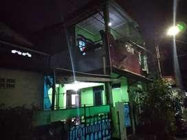 Rumah lama lokasi di komplek perumkar dki pondok kelapa