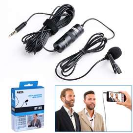 Online Cash On Delivery BOYA BY-M1 Clip-On Microphone for DSLR Camera/