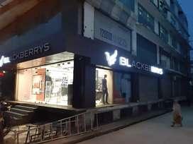 Shop for rent sarabha Nagar and model town