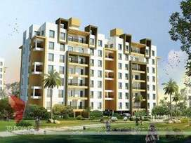 3 BHK, North Facing Flats Are Available At Kondapur