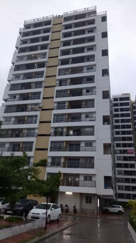 2bhk flat Corner for resale in The Empress nipania