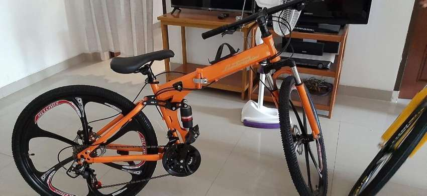 Sepeda Lipat Import Murah