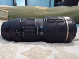 Tamron 70-200 f2.8 For Canon