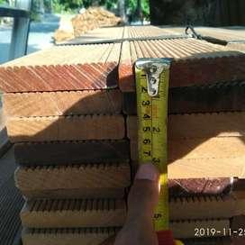 Papan kayu bengkirai bukan jati belanda