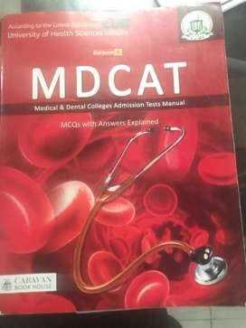 MD CAT for preparation of medical and dental exam with explanations