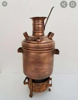 Samovar tea maker in alappuzha