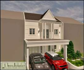 Tukang bangunan Arsitek dan kontraktor