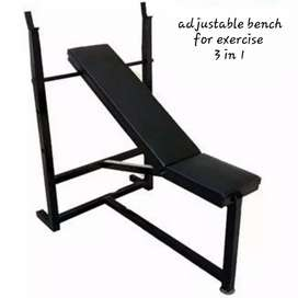 Bench press all types