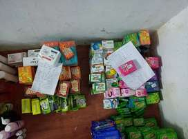 Grocery and Household Items Avaiable for Sale.