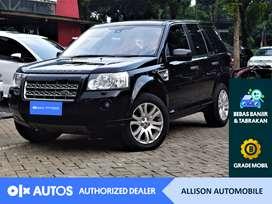 [OLX Autos] Land Rover Freelander 2 2011 2.2 A/T Diesel Hitam #Allison