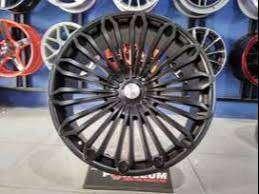 velg racing untuk mobil pajero fortuner VICTORY JZ1005 HSR R22X95 H6