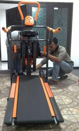 10 fungsi Manual Treadmill keluarga norsporty