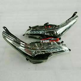 Headlamp / Head Lamp Fortuner VRZ (Original!!)