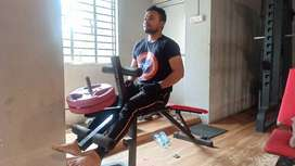 I want to sale leg extension and leg Curl machine
