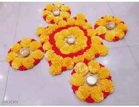 Decorative diyas for Diwali
