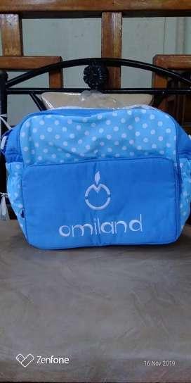 Tas Keperluan Bayi Omiland