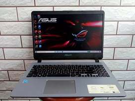 ASUS A507M intel N4000 RAM 4GB HDD 1TB windows original bazle less