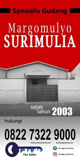 Sewa Gudang di Surabaya Margomulyo Surimulia - The EdGe