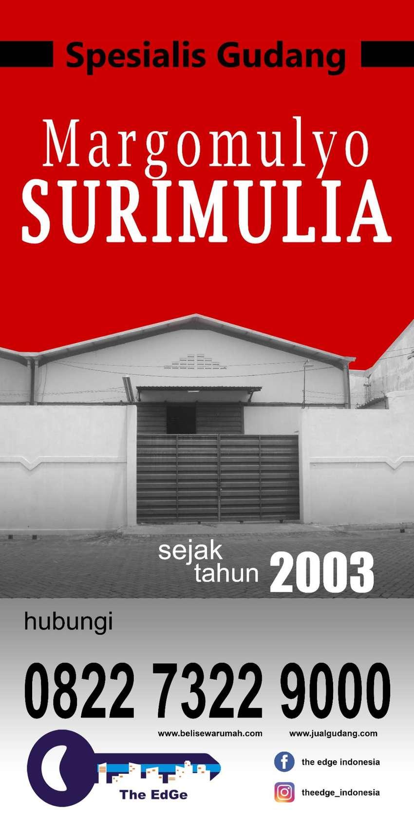 Sewa Gudang di Surabaya Margomulyo Surimulia - The EdGe 0