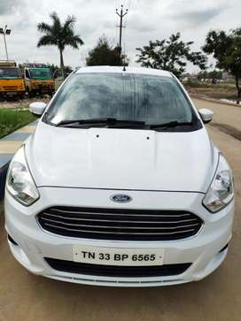 Ford Figo 1.2P Titanium Plus MT, 2015, Diesel