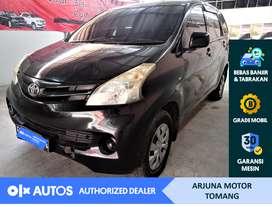 [OLX Autos] Toyota Avanza 2013 E 1.3 Bensin M/T Hitam #Arjuna Tomang