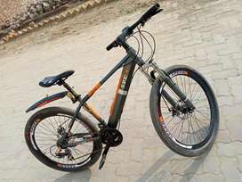 Cycle new mountain bike