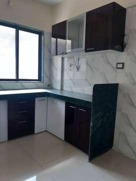 1RK NEW LAVISH SEMIFUNISHED flat on sale in in PARVATI GARDEN,BOISAR E
