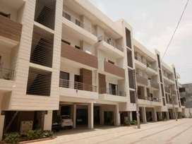3bhk semi furnished flat Rent in Zirakpur