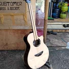 Gitar akustik elektrik gitar apx mepel new string