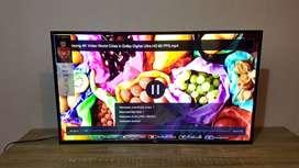 LED Smart TV TCL 40 Inch Fullset No Minus Mesin Segel