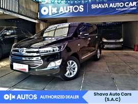 [OLX Autos] Toyota Kijang Innova 2016 Q 2.0 Bensin Hitam #Shava