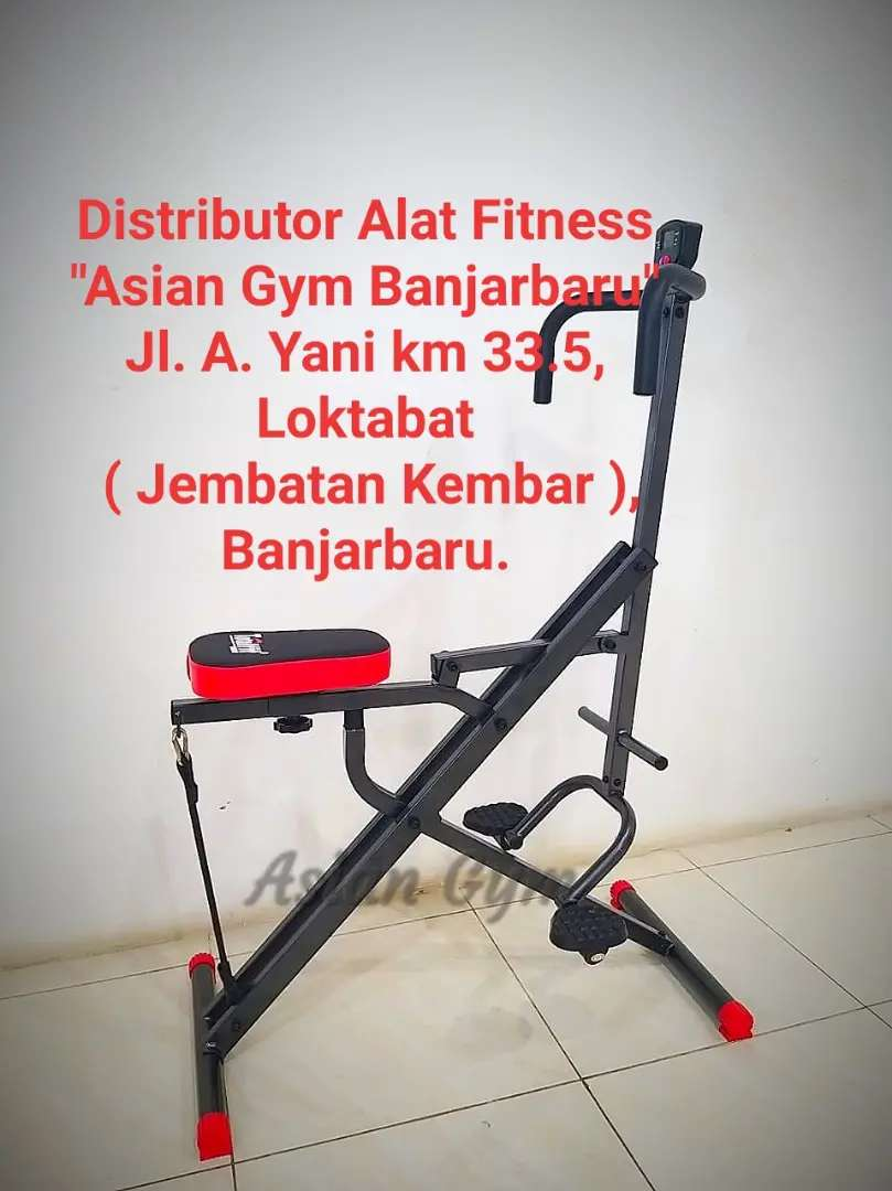 Ready home Squat TOTAL FITNESS