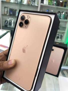 iPhone 11 pro available with warranty and bill & box in best price