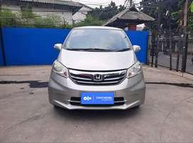 [OLX Autos] Honda Freed 2013 1.5 S A/T Bensin Silver #Toko Mobil