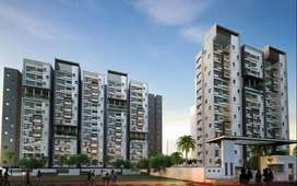 3bhkFlat for sale at 76laks